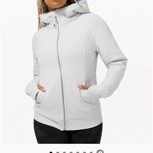 Lululemon- Scuba Full Zip hoodie